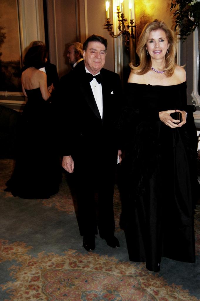 Mr. & Mrs. Calvin Cafritz