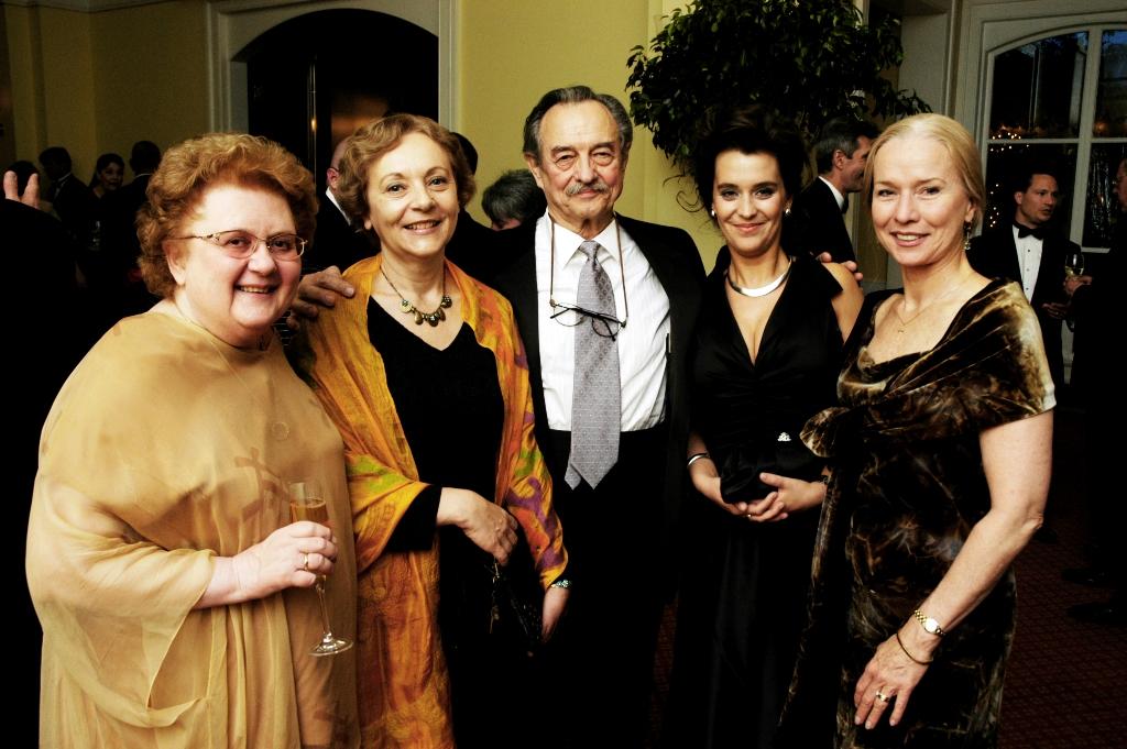 Mrs. Helen M. Szablya, Mrs. Emese Purger, Mr. Laszlo Fulop, Ms. Anna Herboly, Mrs. Katalin Levay Nagy