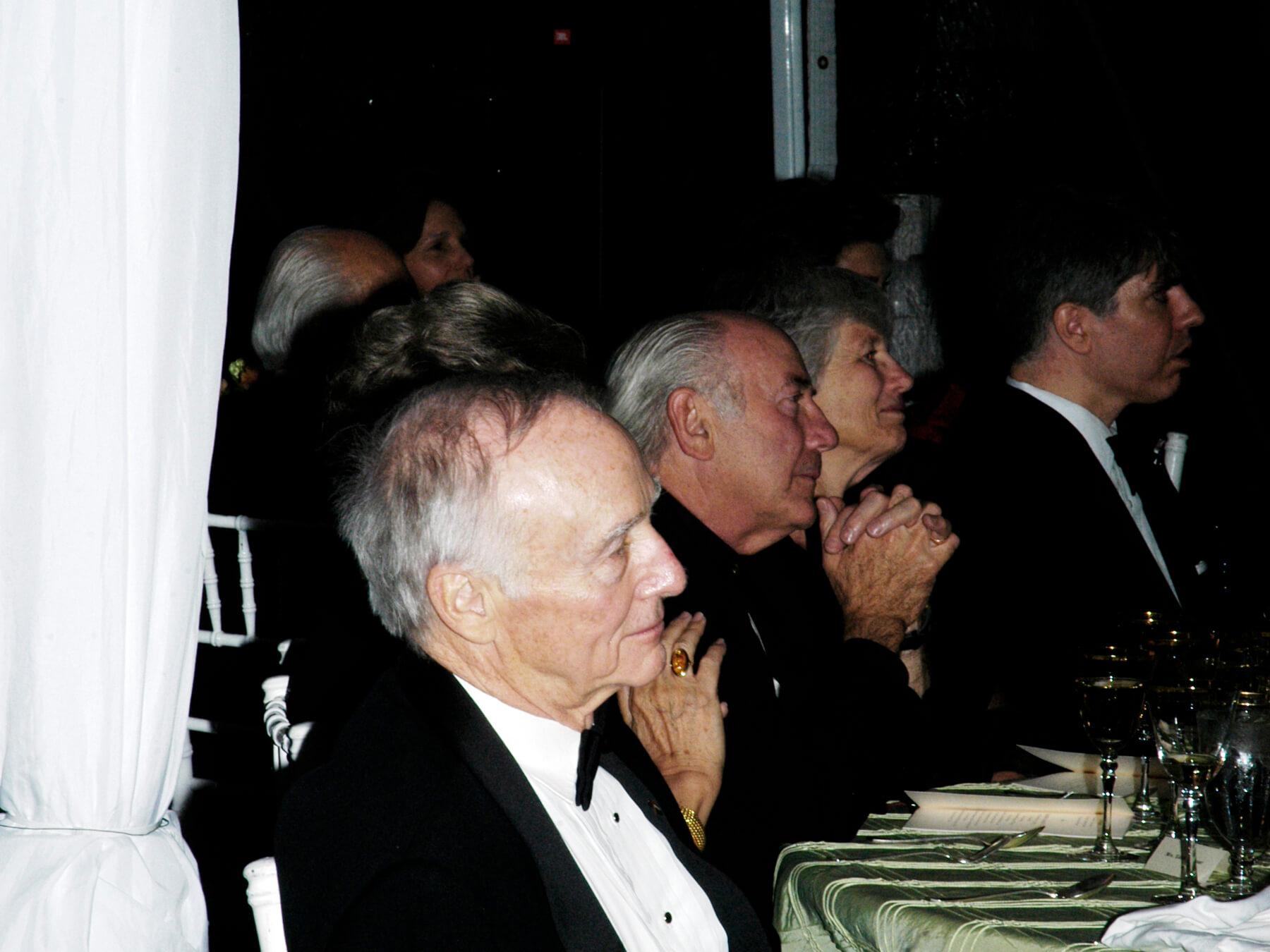 Amb. George Herbert Walker, Mr. Julius Joe Adorjan, Mrs. Carol Walker, Mr. Maximilian Teleki