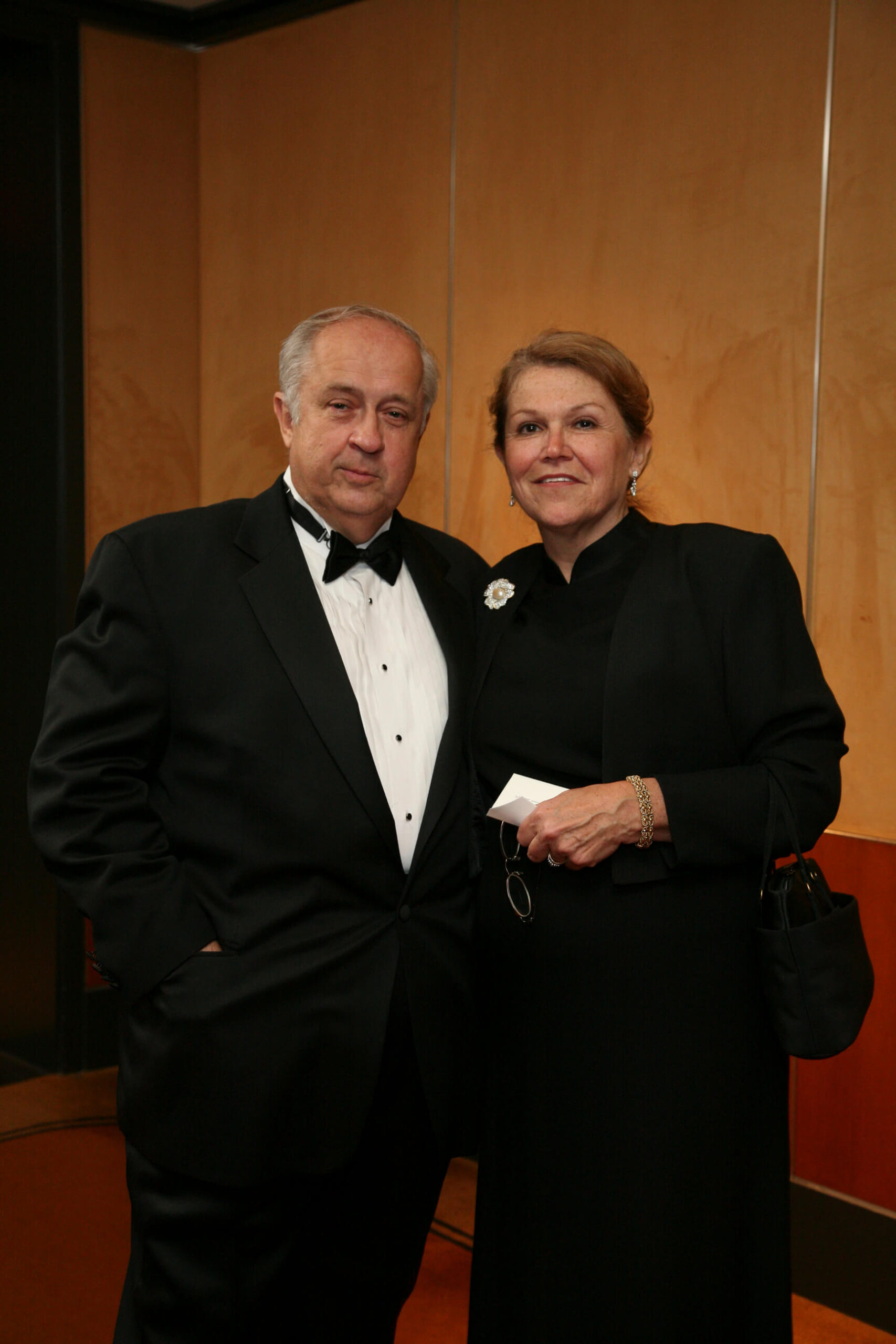 Mr. Charles Vamossy and Ms. Barbara Vamossy