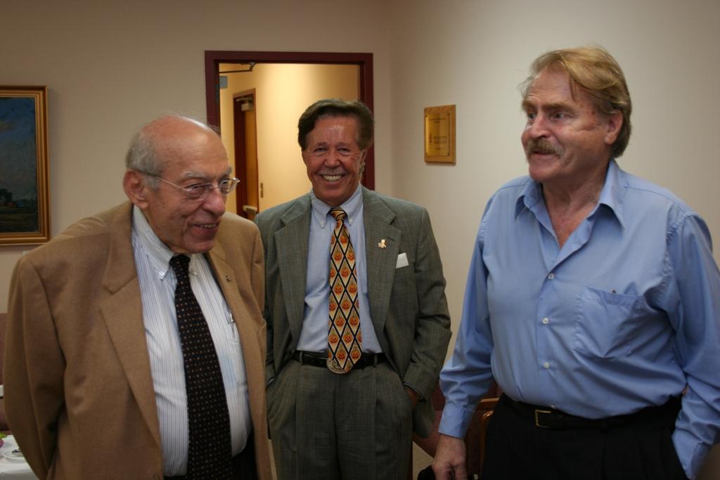 Dr. August J. Molnár, Mr. Leslie L. Megyeri, Mr. Balázs Somogyi