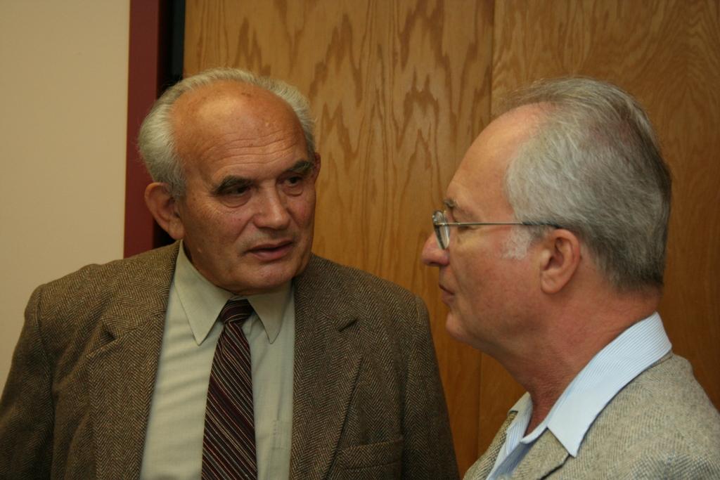 Mr. George Dózsa, Dr. András Ludányi