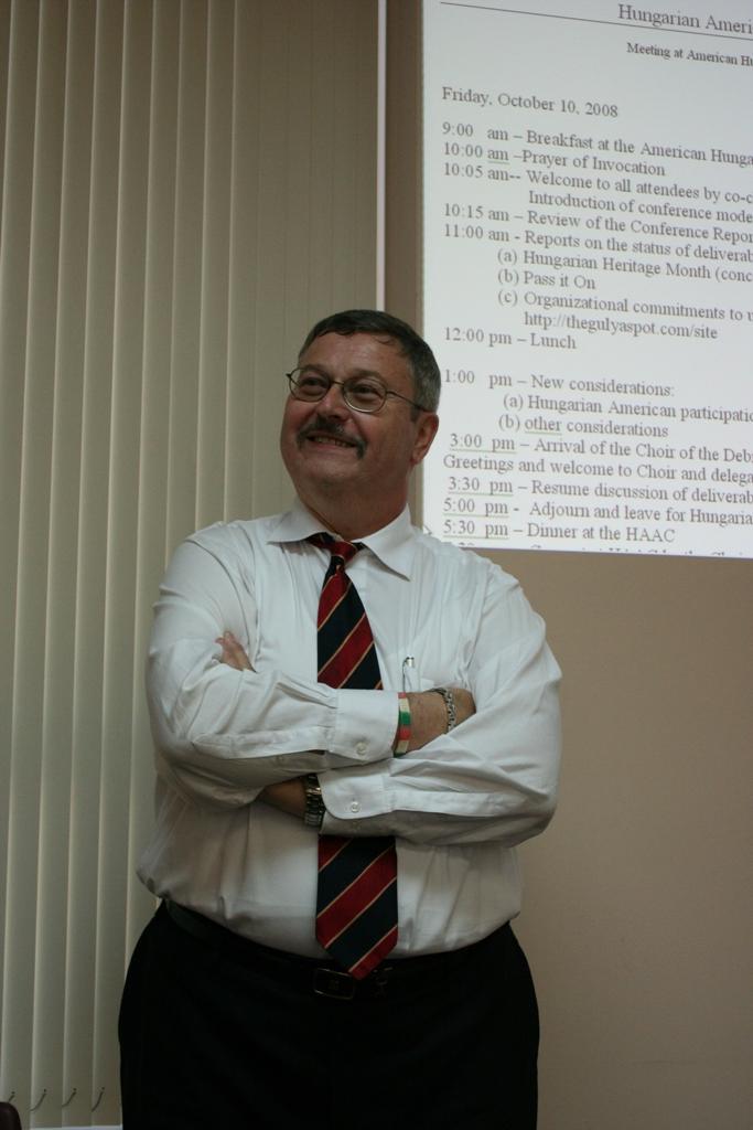 Mr. Imre Lendvai-Lintner