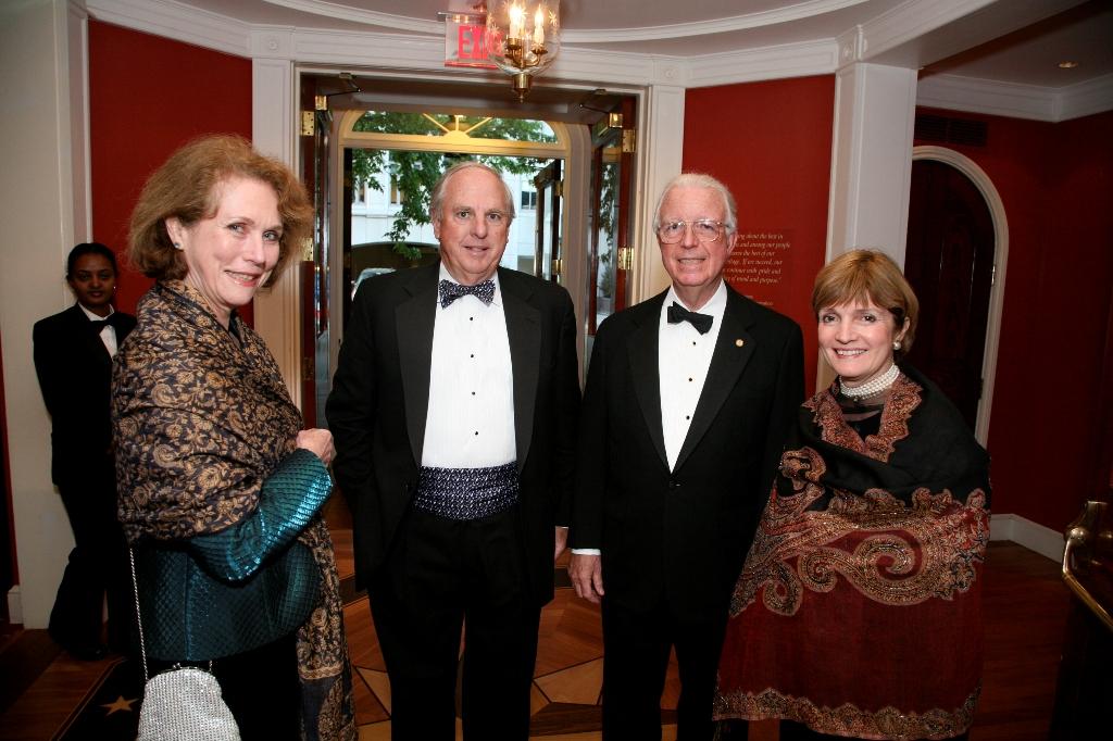 Mrs. Anne C. Bader, Mr. William Cooper, Mr. Joseph Bader, Ms. Jill Cooper