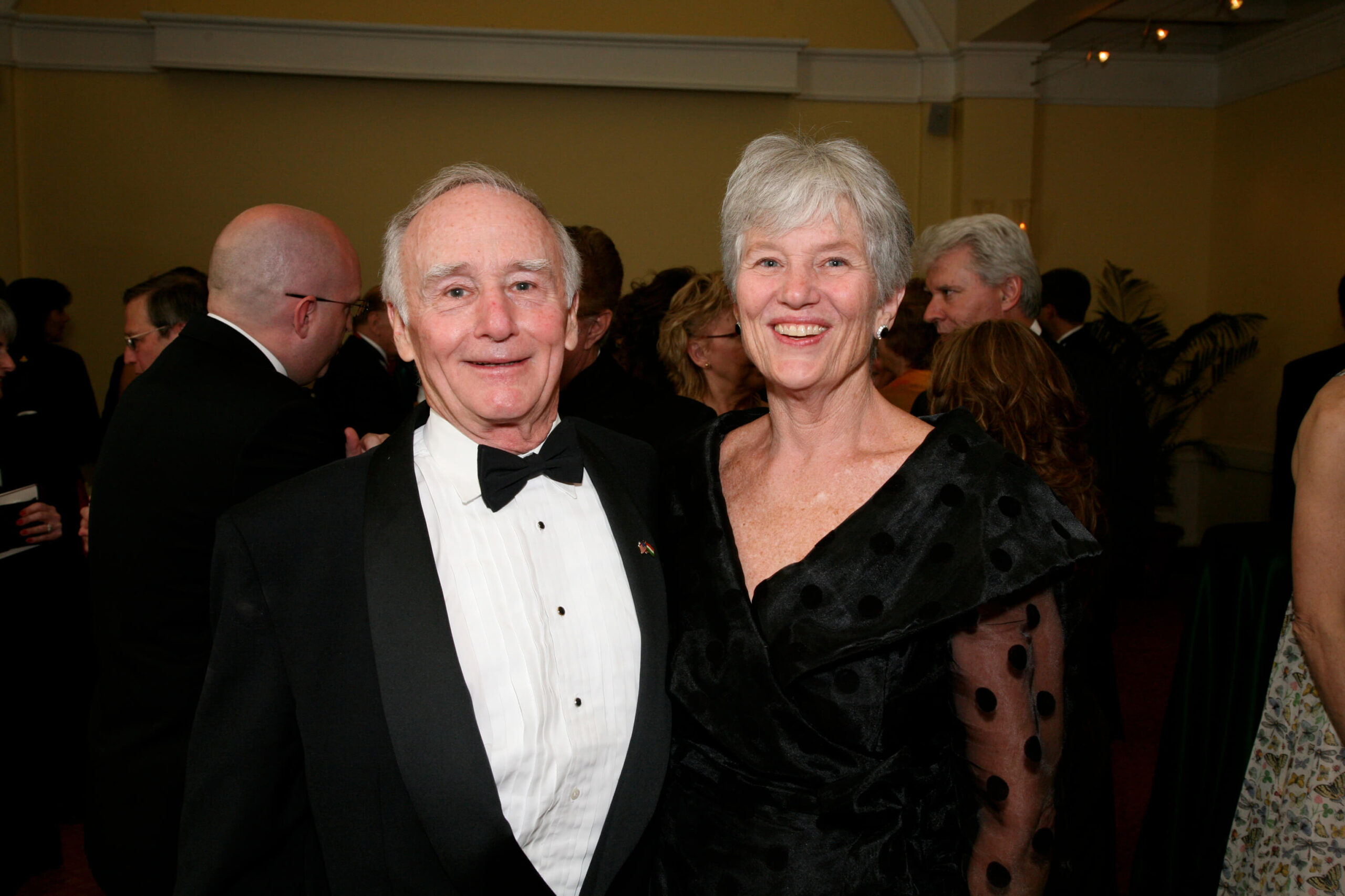 Amb. George Herbert Walker, Mrs. Carol Walker
