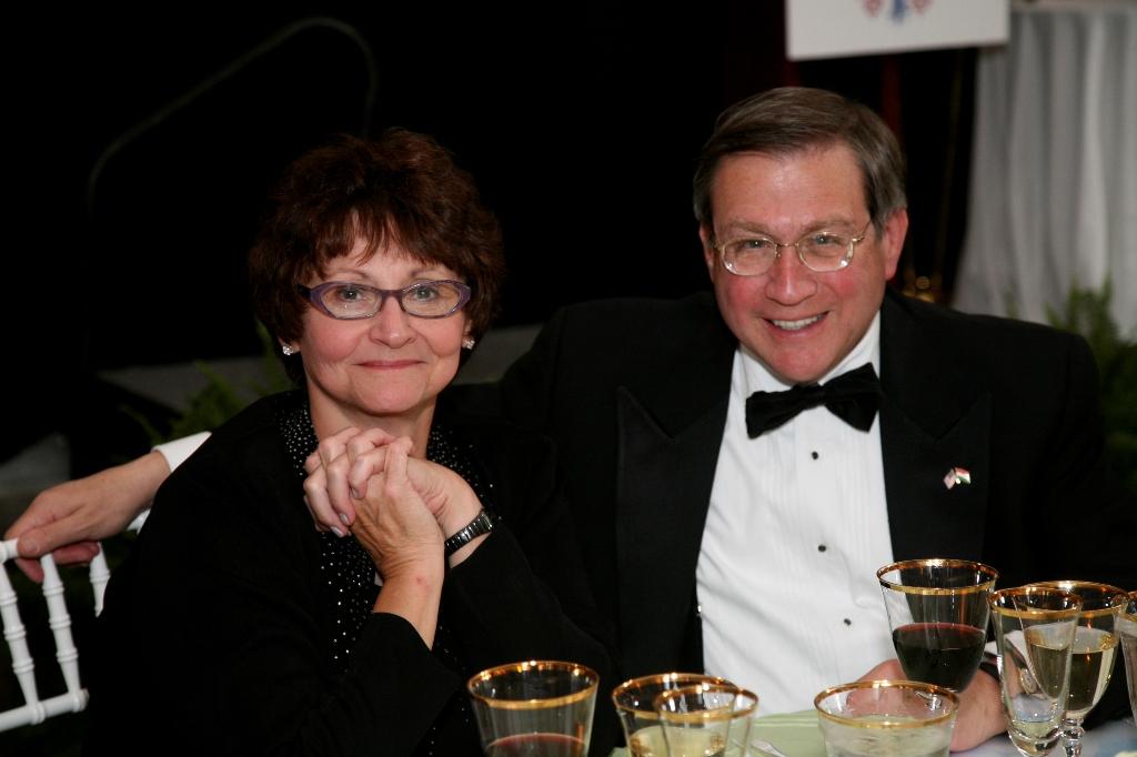 Mrs. Dianna Adorjan, Mr. Michael F. Neidorff