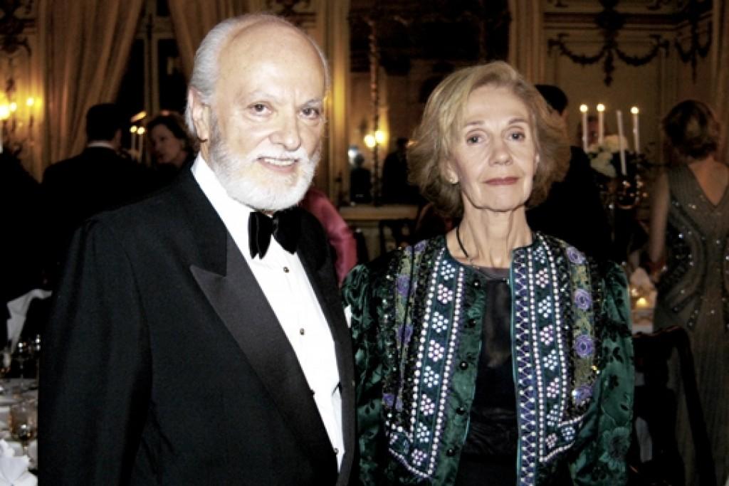Mr. & Mrs. István Teleki