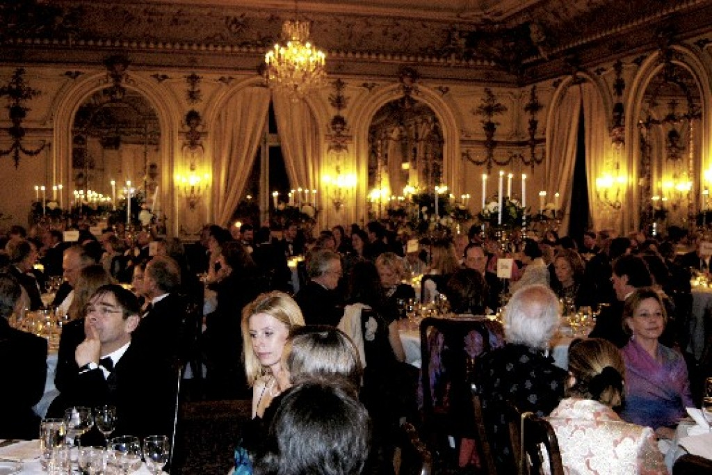 Gala Dinner at the The Cosmos Club