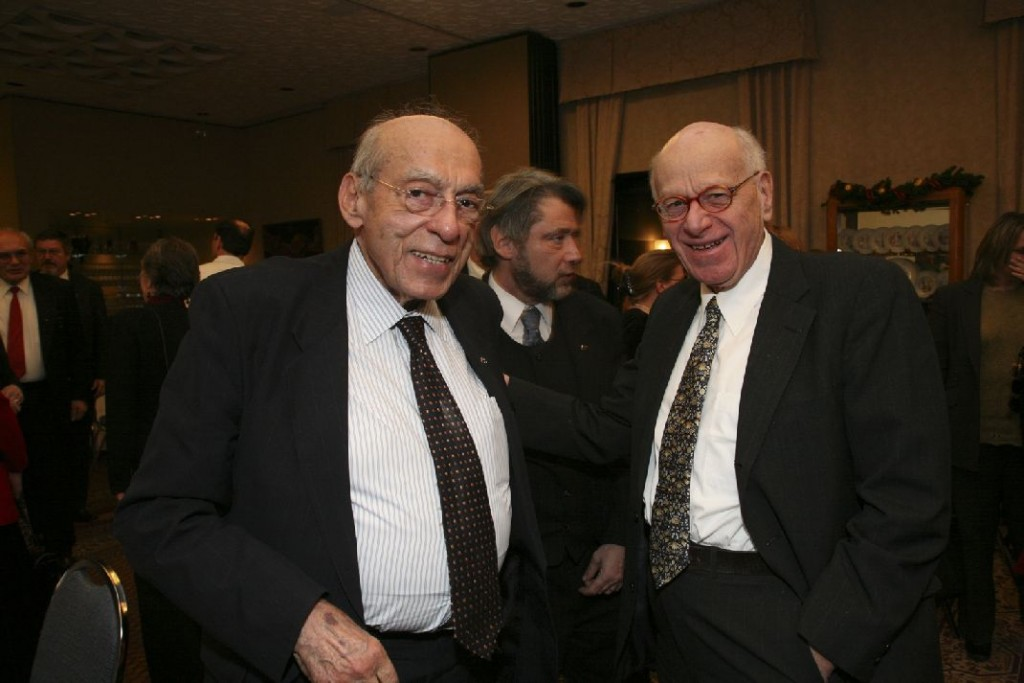 Mr. August J. Molnar, Mr. Ted Horvath
