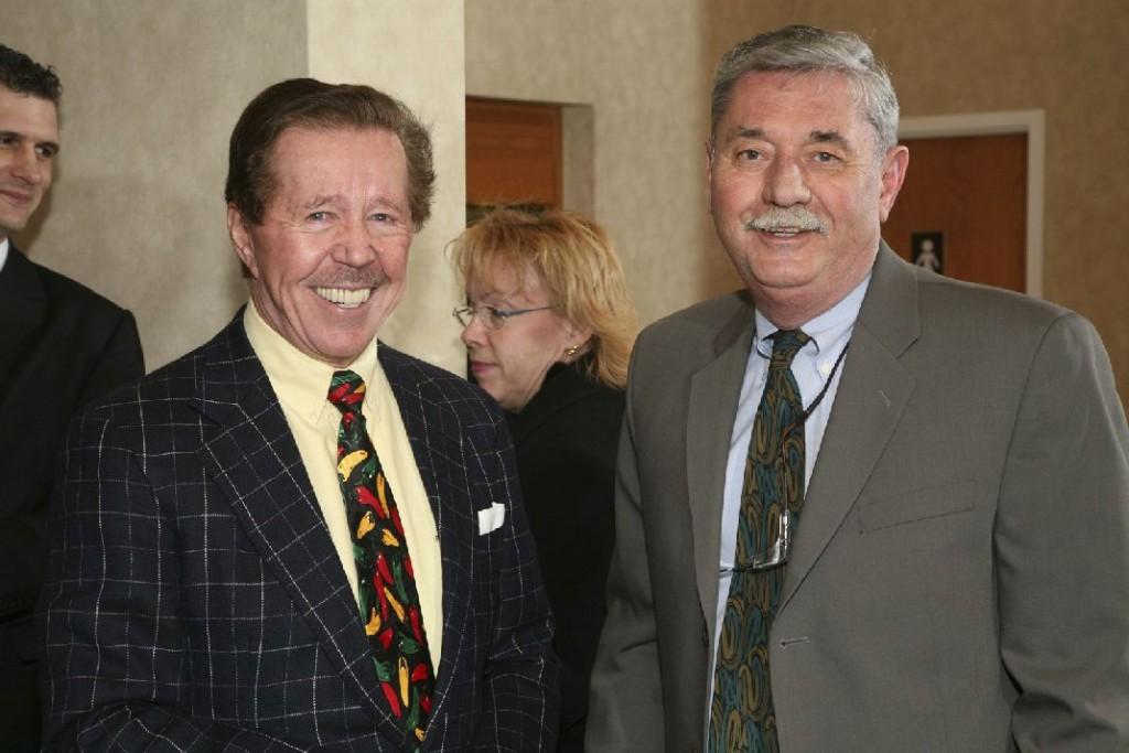 Mr. Leslie L. Megyeri, Mr. John Korossy