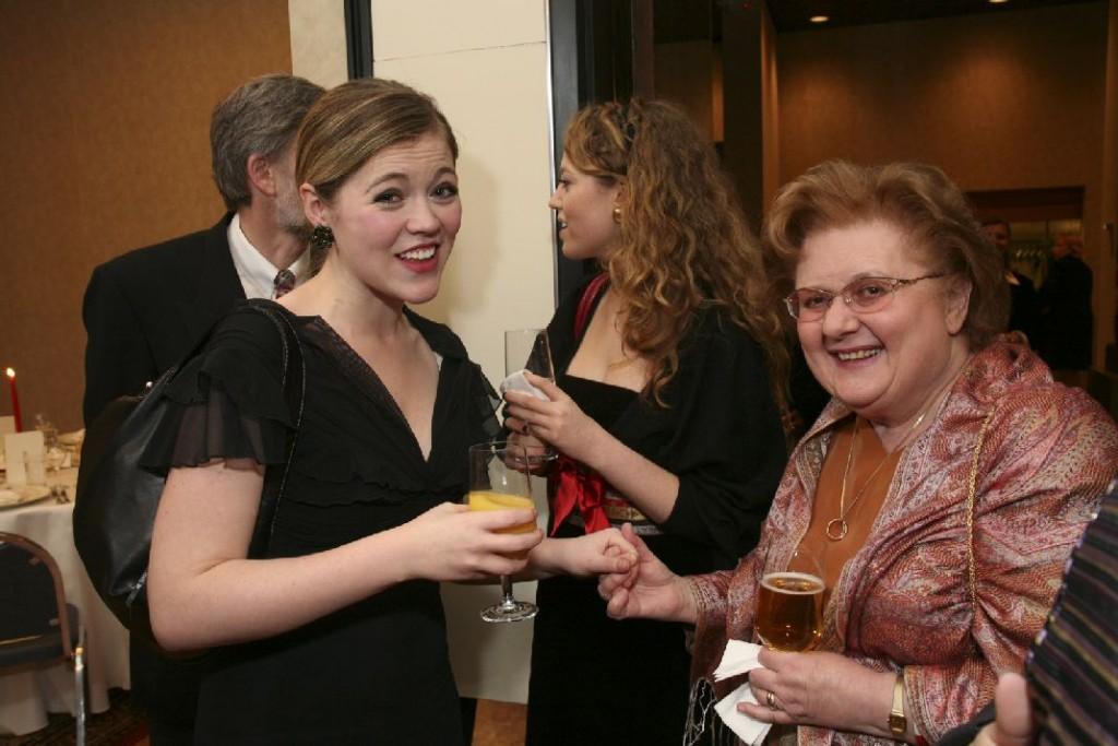 Ms. Charity Tilleman Dick, Mrs. Helen Szablya