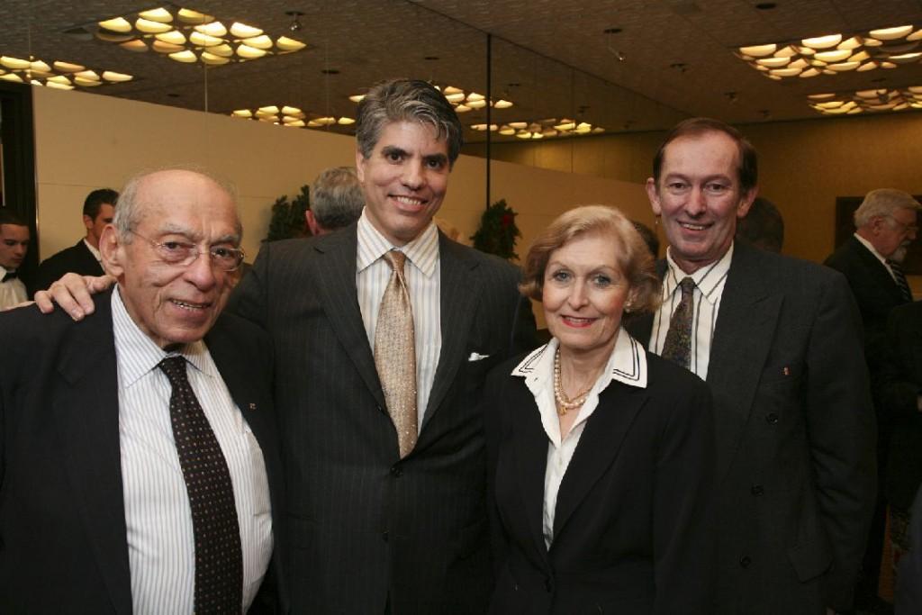 Mr. August J. Molnar, Mr. Maximilian Teleki, Mrs. Eva Voisin, Mr. Paul Voisin