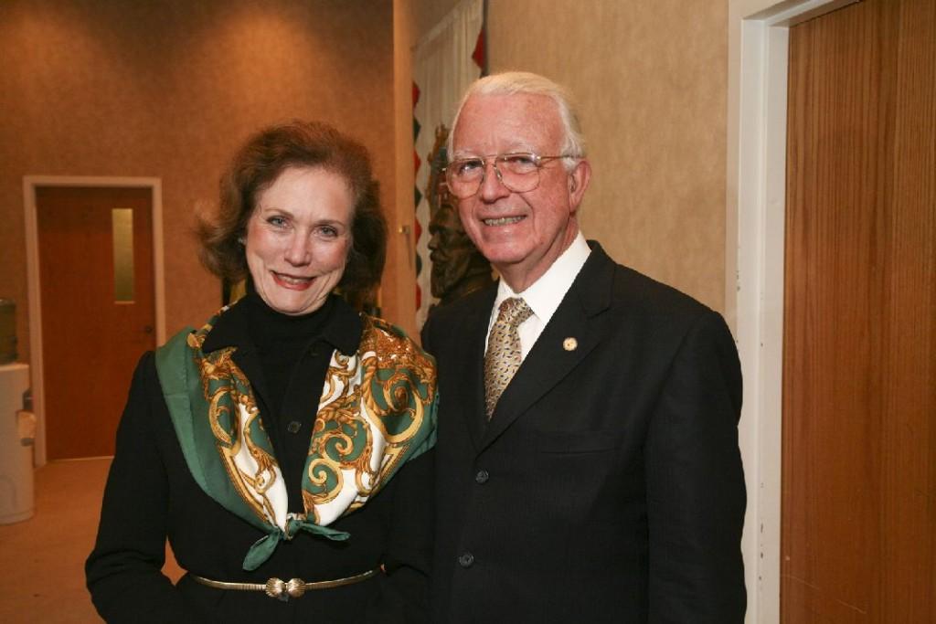 Mrs. Anne Bader, Mr. Joseph Bader