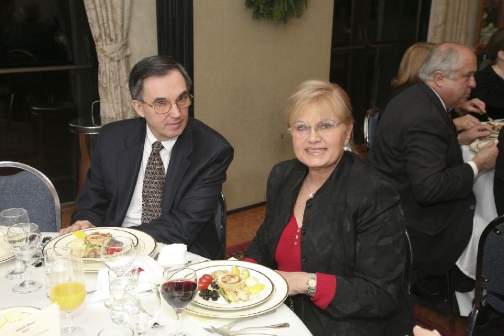 Mr. Imre Helyes, Ms. Emese Komjathy
