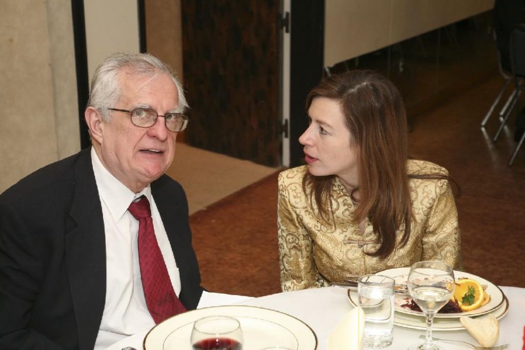 Mr. Zsolt Szekeres, Ms. Evelyn N. Farkas