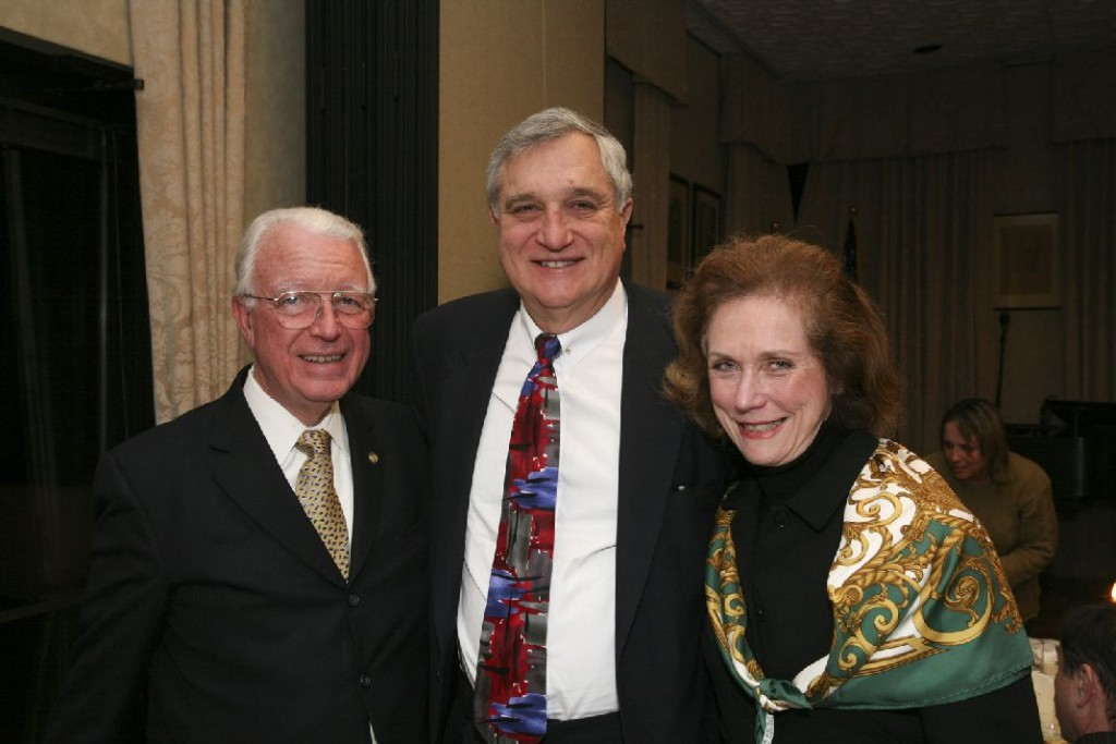 Mr. Joseph Bader, Mr. George Pogan, Mrs. Anne Bader